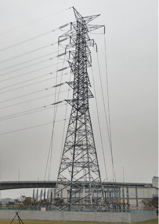 69KV高壓電塔工程
