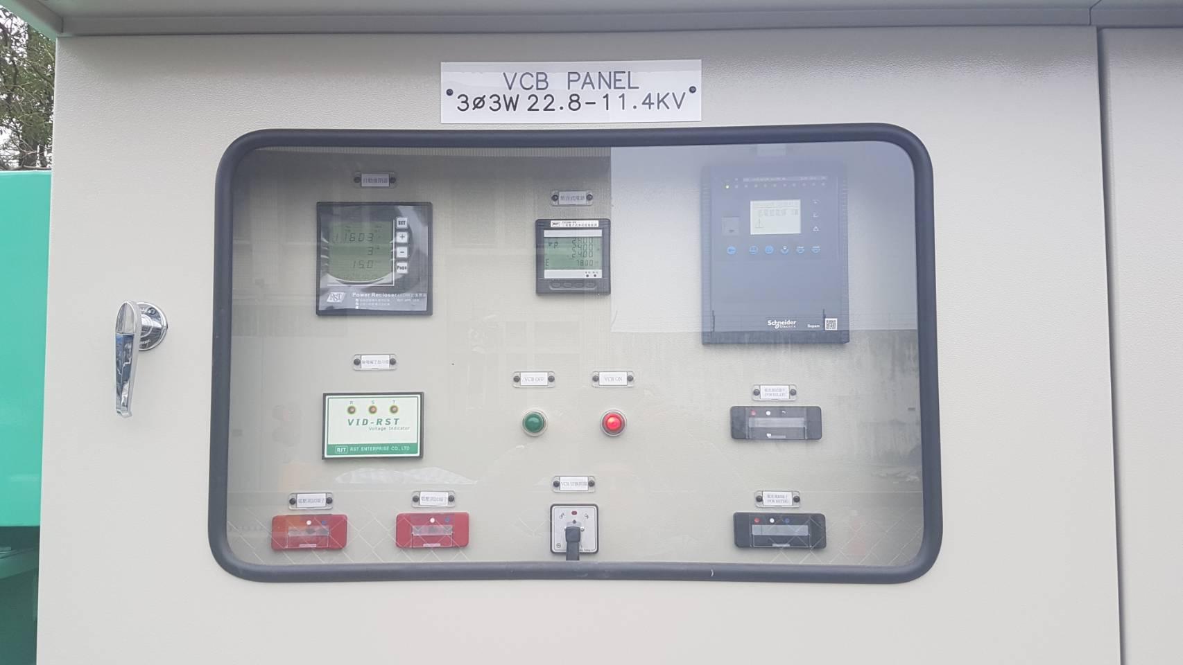 矯正署屏東監獄太陽能光電2000KVA系統